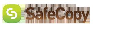 SafeCopy Logo